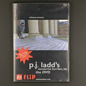 PJ Ladd's Wonderful Horrible Life