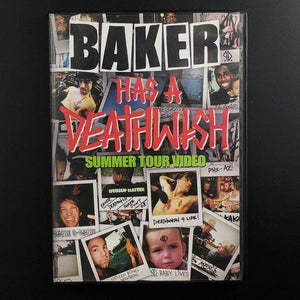 Baker Has a Deathwish Summer Tour