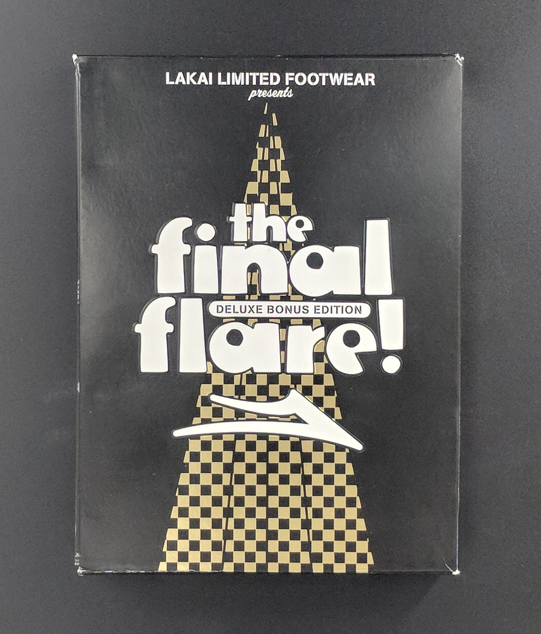 The Final Flare (Fully Flared)