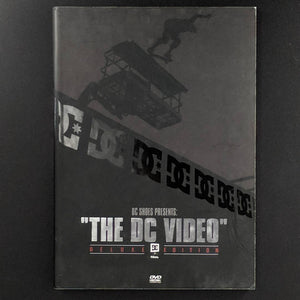 The DC Video: Deluxe Edition w/ book