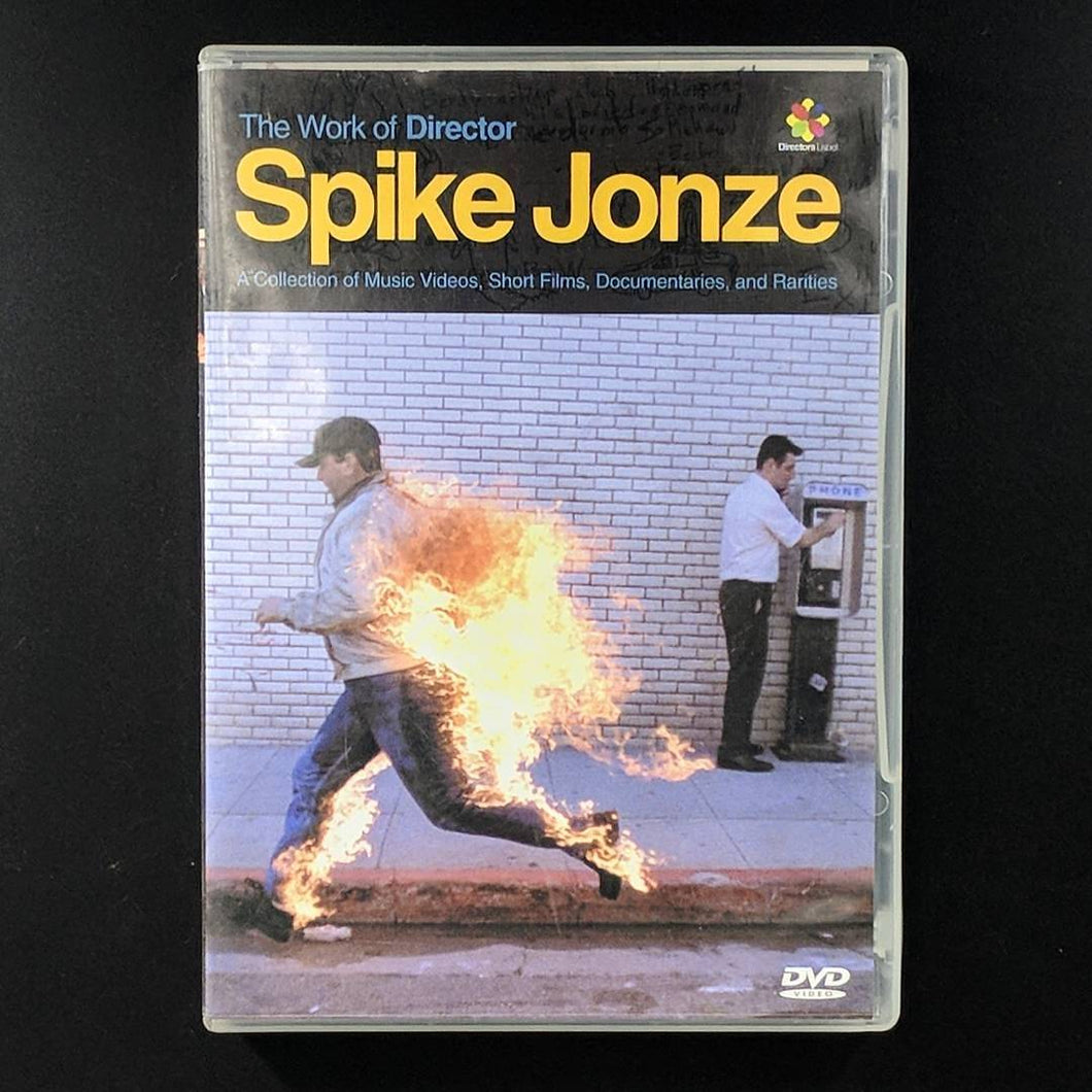 The Work Of Director: Spike Jonze