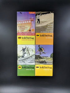 On Video VHS set