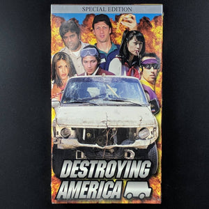 Destroying America - SEALED
