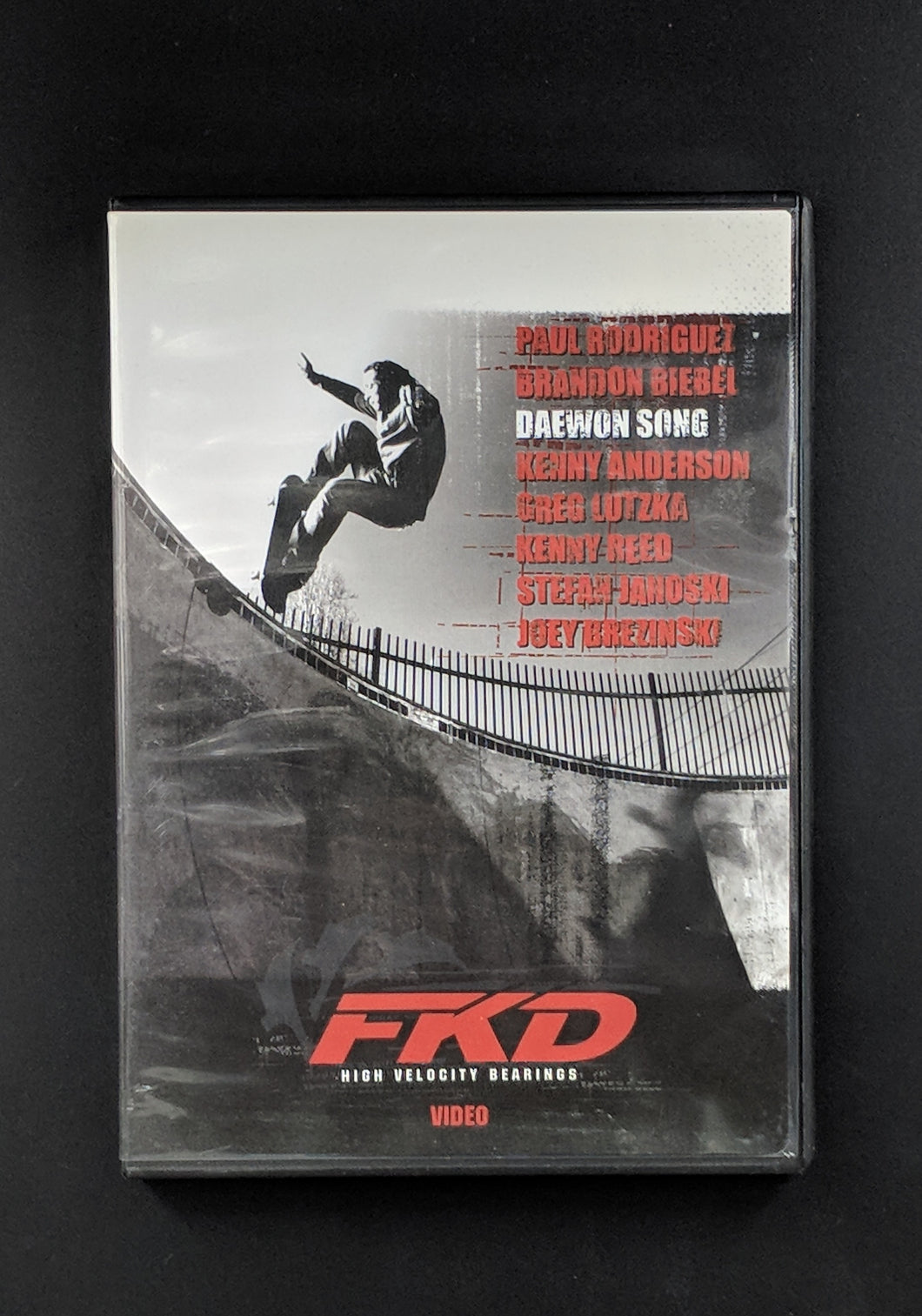 FKD Bearings Video