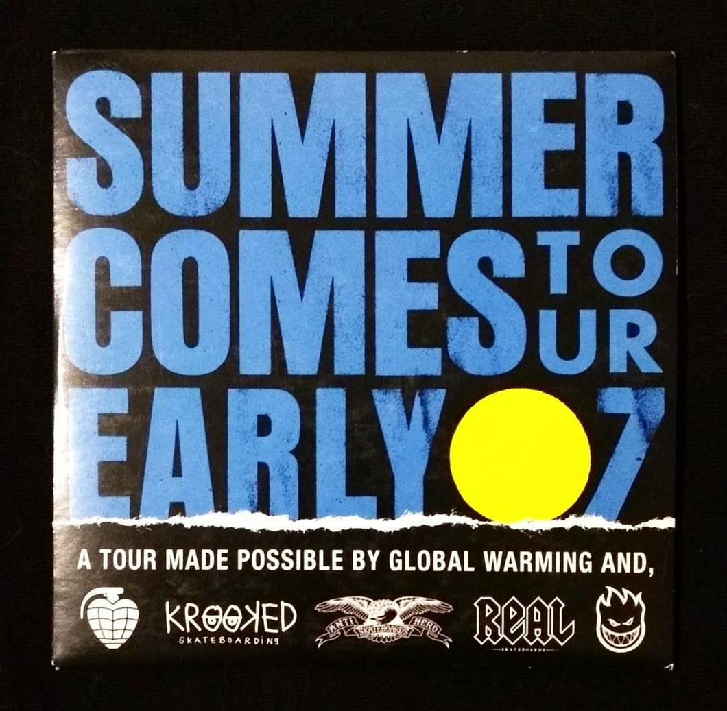 Summer Comes Early 07 Tour