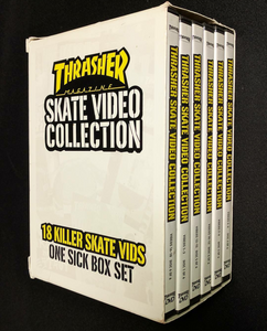 Thrasher: Skate Video Collection