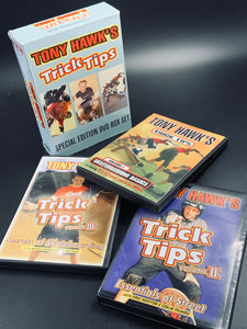 Tony Hawk Trick Tips Box Set