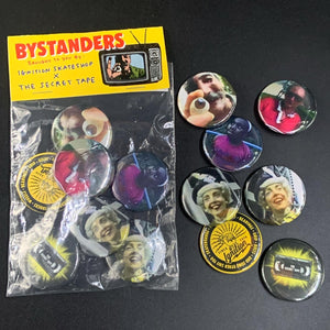 Bystanders: the pin set