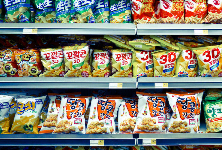 10 Must Try Tasty Korean Snacks – K-FOOD