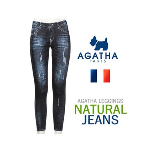AGATHA JEAN REGGINGS NJ03/ S, M, L / Digital Textile Printing
