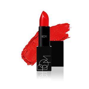 B.O.M. My lipstick, MLBB, Lipstick, Cherry Red, Beauty of majesty, My lip but better, K-beauty, beauty, cosmetics, Korean cosmetics