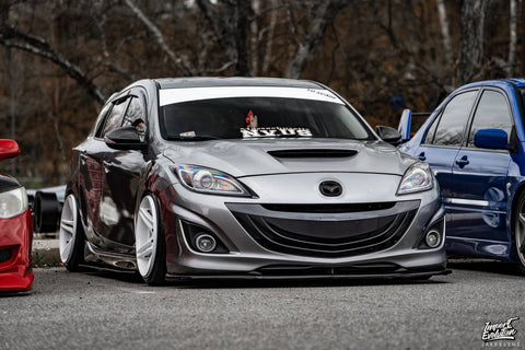 Richard's Mazda 3 MPS, Speed 3
