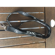 Static Academy/Team Static Lanyard Limited Release