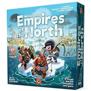 Imperial Settlers: Empires of the North - Boardway India