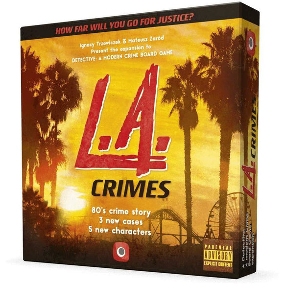 Detective: L.A. Crimes - BOARDWAY INDIA