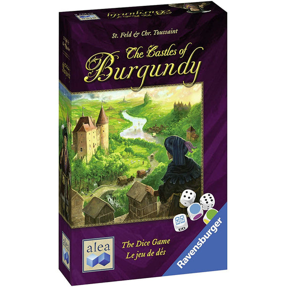 Castles of Burgundy: The Dice Game - BOARDWAY INDIA