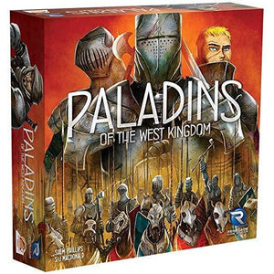 Paladins of the West Kingdom - Boardway India