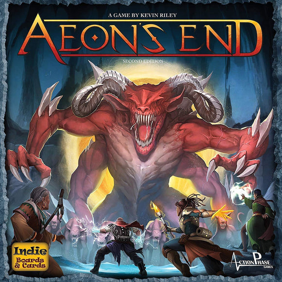 Aeons End 2nd Edition - Boardway India