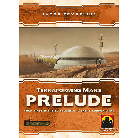 Terraforming Mars: Prelude - Boardway India