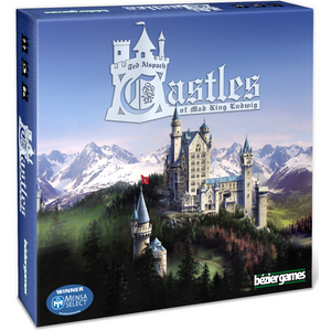 Castles of Mad King Ludwig - BOARDWAY INDIA
