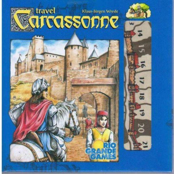 Carcassonne: Travel - Boardway India