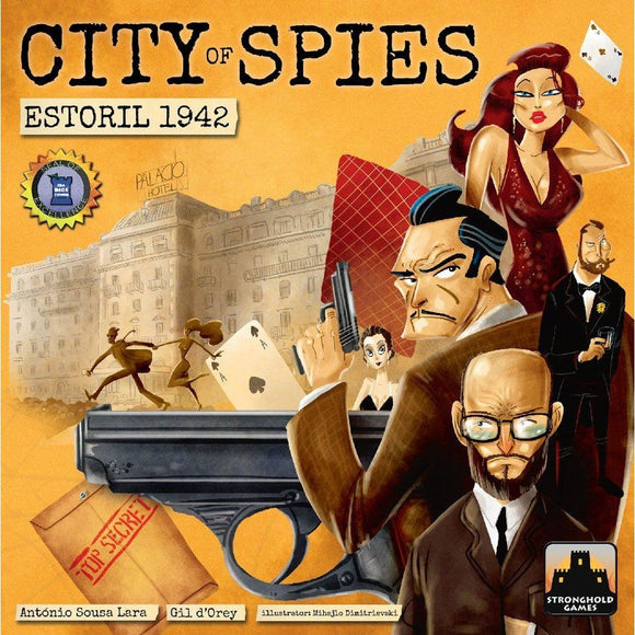City of Spies Estoril 1942 - Boardway India