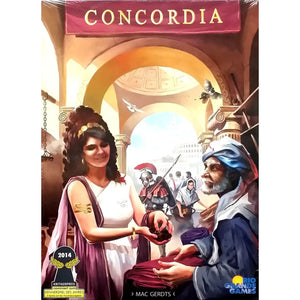 Concordia - Boardway India