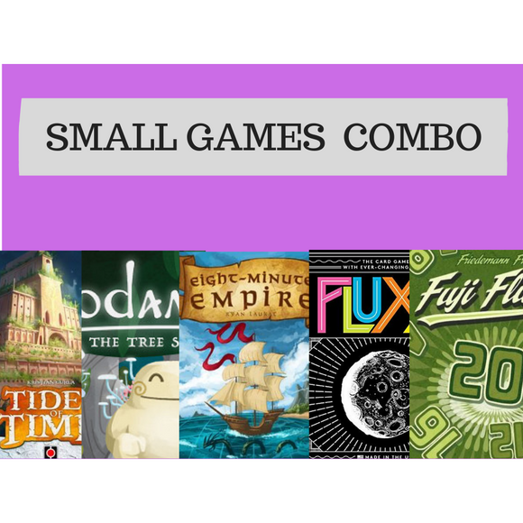 Small Games Combo - Boardway India