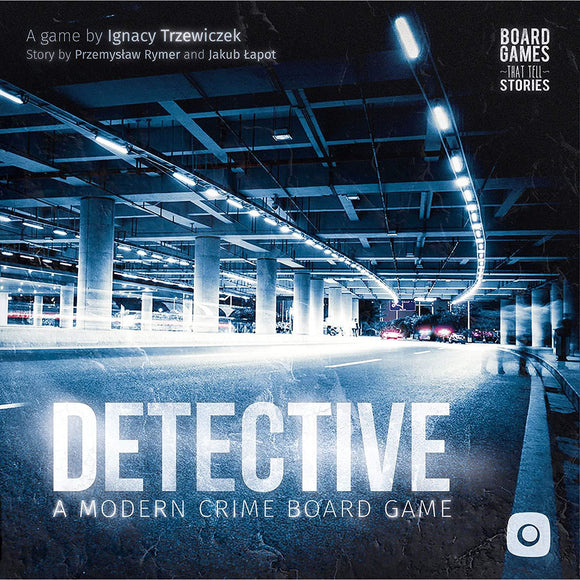 Detective: A Modern Crime Board Game - Boardway India