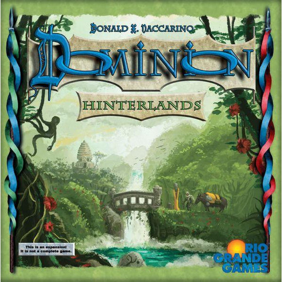 Dominion: Hinterlands - BOARDWAY INDIA