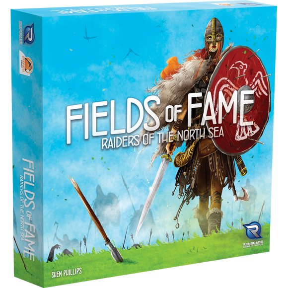 Raiders of the North Sea Fields of Frame - Boardway India