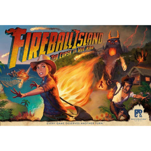 Fireball Island The Curse of Vul Kar