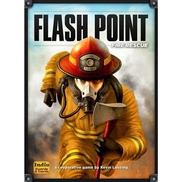 Flash Point Fire Rescue - Boardway India