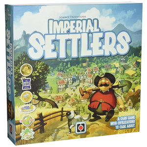Imperial Settlers - Boardway India