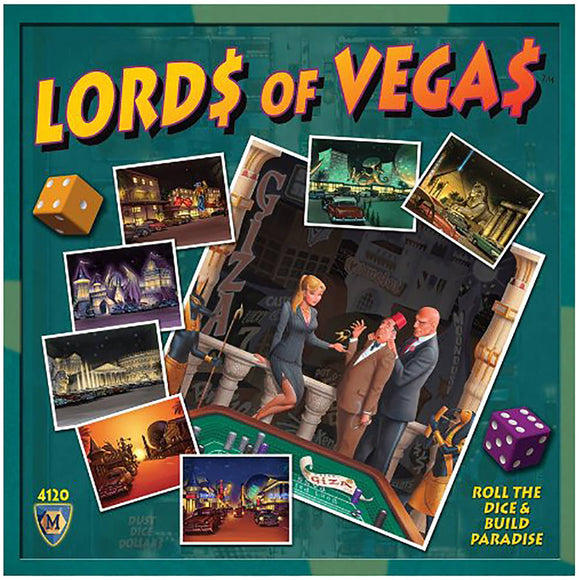 Lords of Vegas - BOARDWAY INDIA