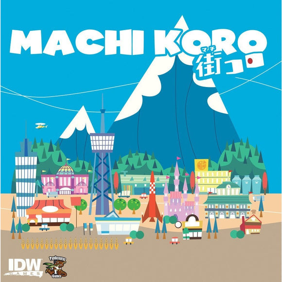 Machi Koro - Boardway India