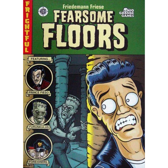 Fearsome Floors - Boardway India