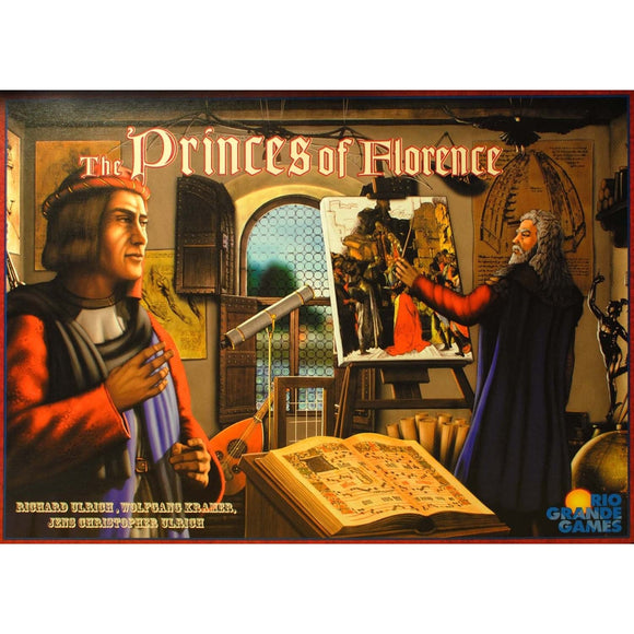 Princes of Florence - Boardway India