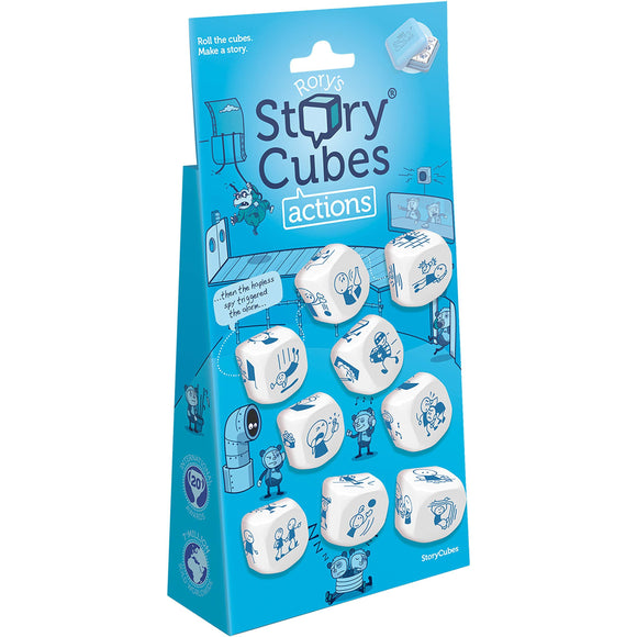 Rory's Story Cubes: Actions (Peg)