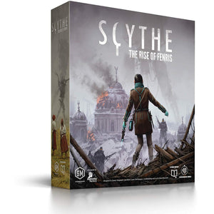 Scythe: The Rise of Fenris - Boardway India