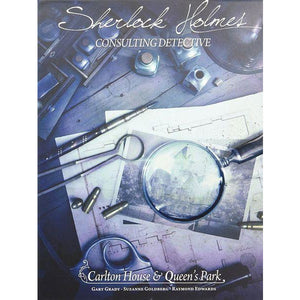 Sherlock Holmes Consulting Detective: Carlton House & Queen's Park - Boardway India