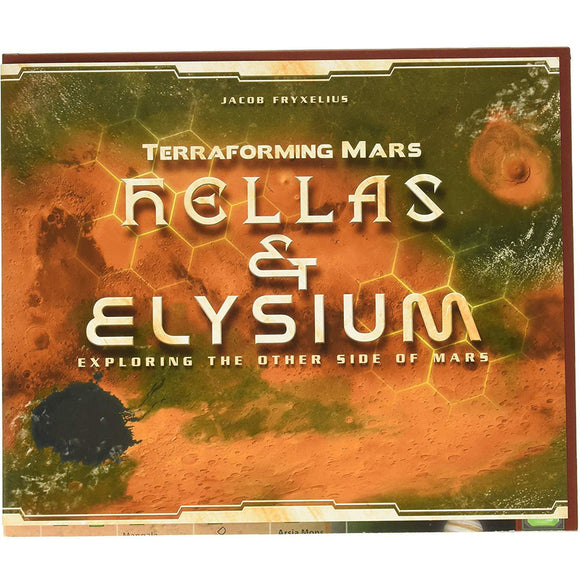 Terraforming Mars: Hellas & Elysium - Boardway India