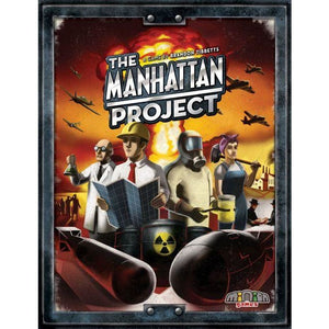 The Manhattan Project - Boardway India