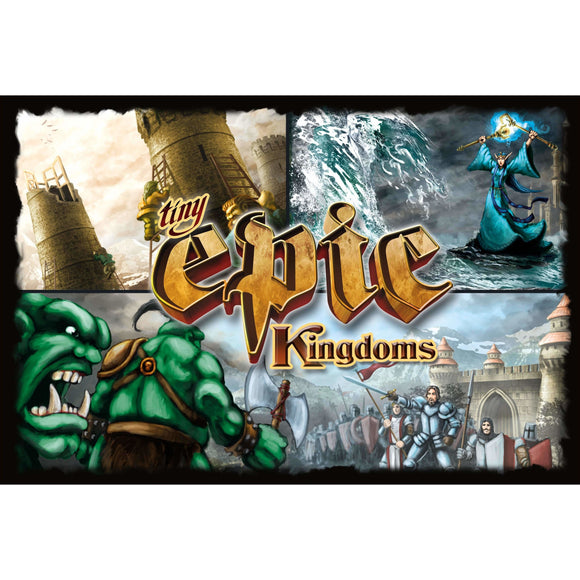 Tiny Epic Kingdoms - Boardway India