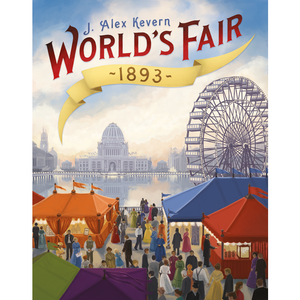 Worlds Fair 1893 - Boardway India