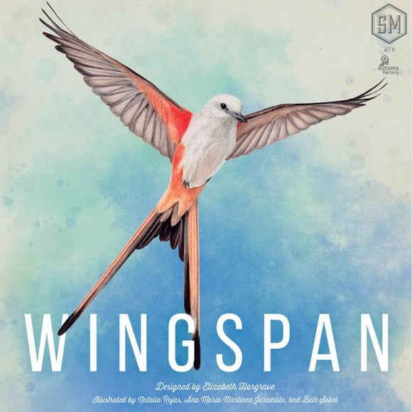 Wingspan with swift start pack