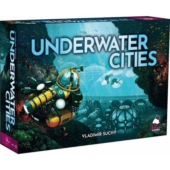 Underwater Cities - BOARDWAY INDIA