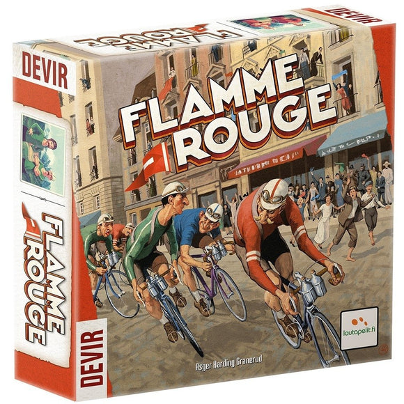 Flamme Rouge - BOARDWAY INDIA