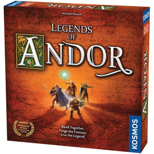 Legends of Andor - Boardway India