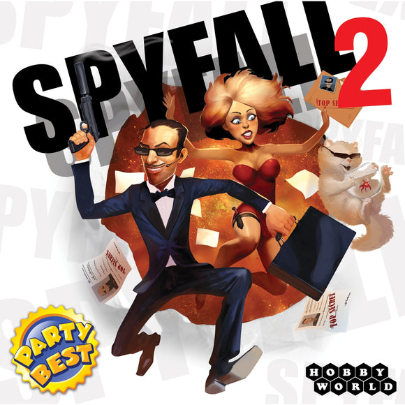Spyfall 2 - Boardway India